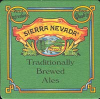 Beer coaster sierra-nevada-1