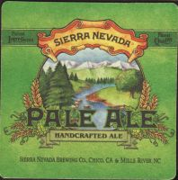 Beer coaster sierra-nevada-25-small