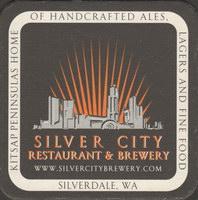 Beer coaster silver-city-1-small