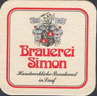 Pivní tácek simon-1