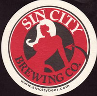 Beer coaster sin-city-1