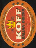 Pivní tácek sinebrychoff-17-zadek