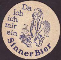 Pivní tácek sinner-3-zadek-small
