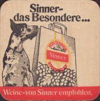 Pivní tácek sinner-4-zadek-small