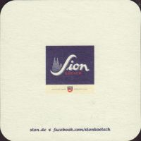 Beer coaster sion-22