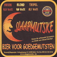 Beer coaster slaapmutske-1-small