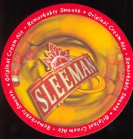 Beer coaster sleeman-1-oboje