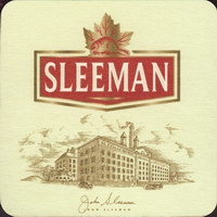 Beer coaster sleeman-18-zadek
