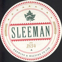 Beer coaster sleeman-5