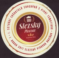 Beer coaster slezsky-3-small