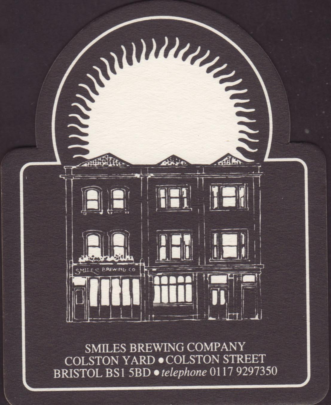 Pivní tácek smiles-2-zadek
