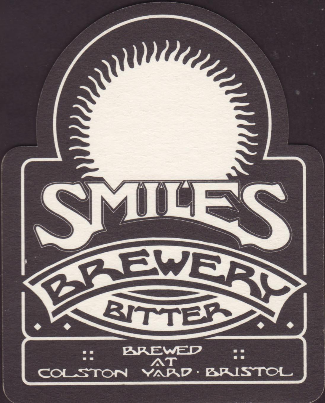Pivní tácek smiles-2