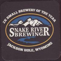 Beer coaster snake-river-1-small