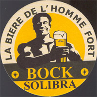Beer coaster solibra-1