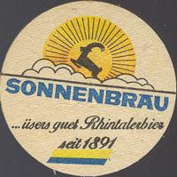 Pivní tácek sonnenbrau-2
