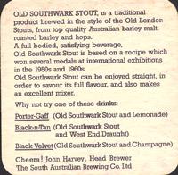 Beer coaster south-australia-4-zadek