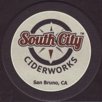 Beer coaster south-city-1-small