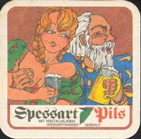 Pivní tácek spessart-1