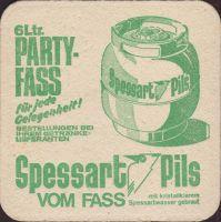 Pivní tácek spessart-21-zadek-small