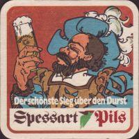 Pivní tácek spessart-22-zadek-small