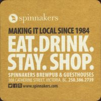 Beer coaster spinnakers-2-zadek