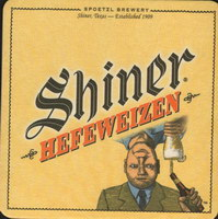 Beer coaster spoetzl-9