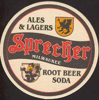 Pivní tácek sprecher-1