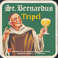 Beer coaster st-bernardus-2-zadek