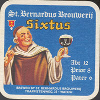 Beer coaster st-bernardus-2