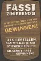 Beer coaster st-francis-abbey-28-zadek-small