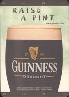 Pivní tácek st-jamess-gate-166-oboje