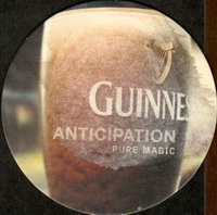 Beer coaster st-jamess-gate-237-small