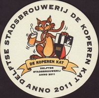 Pivní tácek stadsbrouwerij-de-koperen-kat-2-small