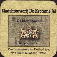 Pivní tácek stadsbrouwerij-de-kromme-jat-1-small