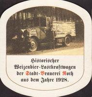 Beer coaster stadtbrauerei-roth-1-zadek-small