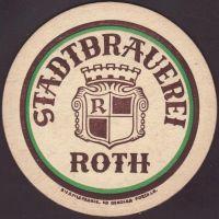 Beer coaster stadtbrauerei-roth-4-oboje-small