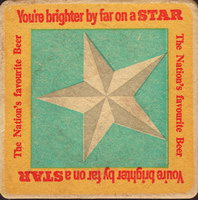 Beer coaster star-1-oboje-small