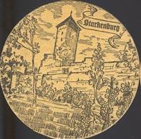 Pivní tácek starkenburger-1