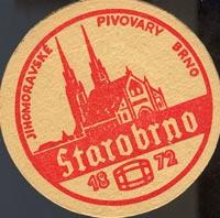 Pivní tácek starobrno-1