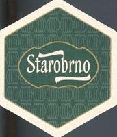 Pivní tácek starobrno-10