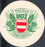 Pivní tácek starobrno-6