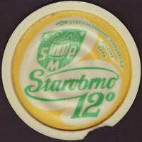 Pivní tácek starobrno-72