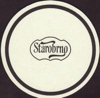 Pivní tácek starobrno-78