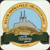 Pivní tácek starobrno-86-small