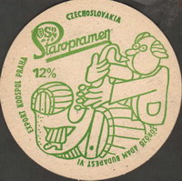 Pivní tácek staropramen-115-small