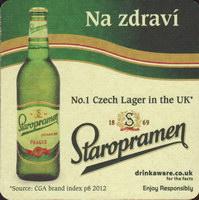 Pivní tácek staropramen-184-small