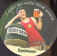 Pivní tácek staropramen-20