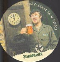 Pivní tácek staropramen-21