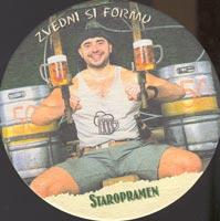 Pivní tácek staropramen-22