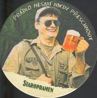 Pivní tácek staropramen-23